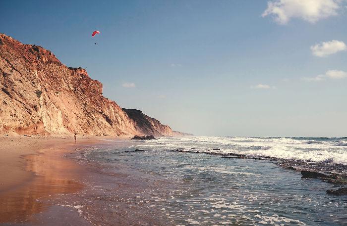 Ga'ash Beach, Israel