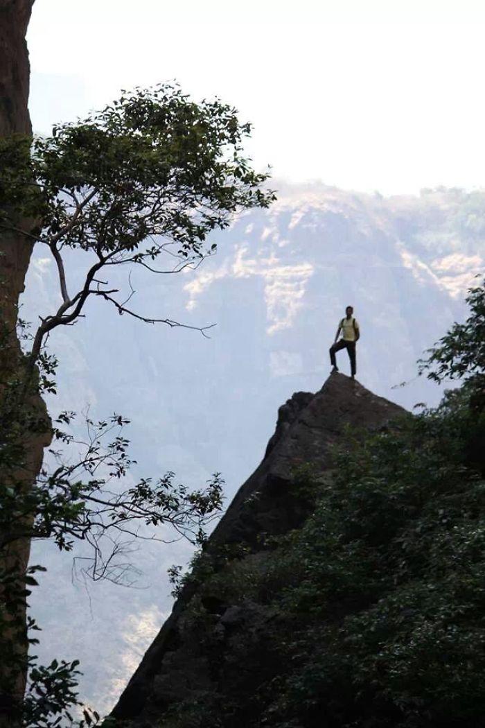 Sandhan Valley, Maharashtra, India