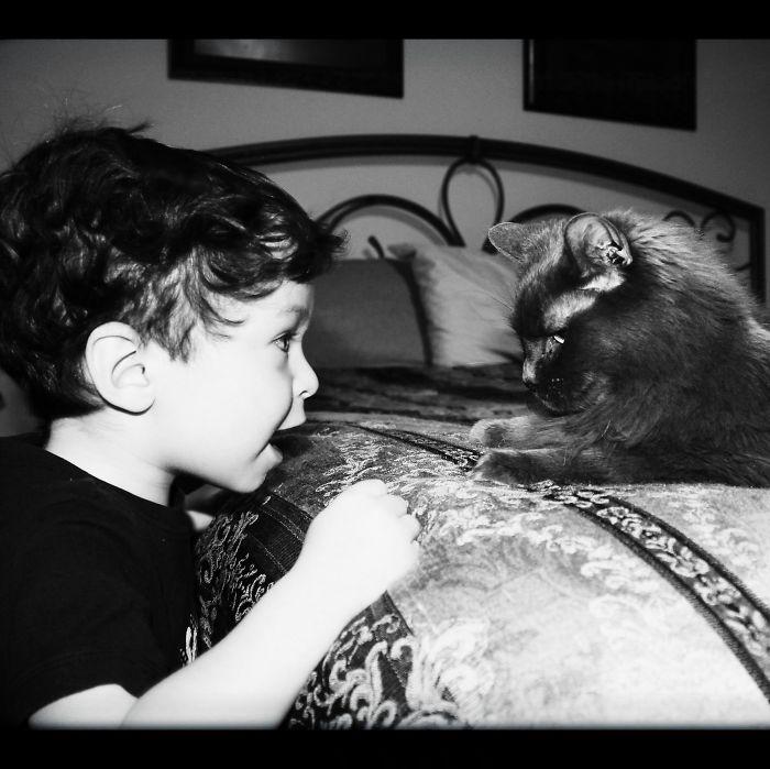 Benny & Frankie.best Friends.