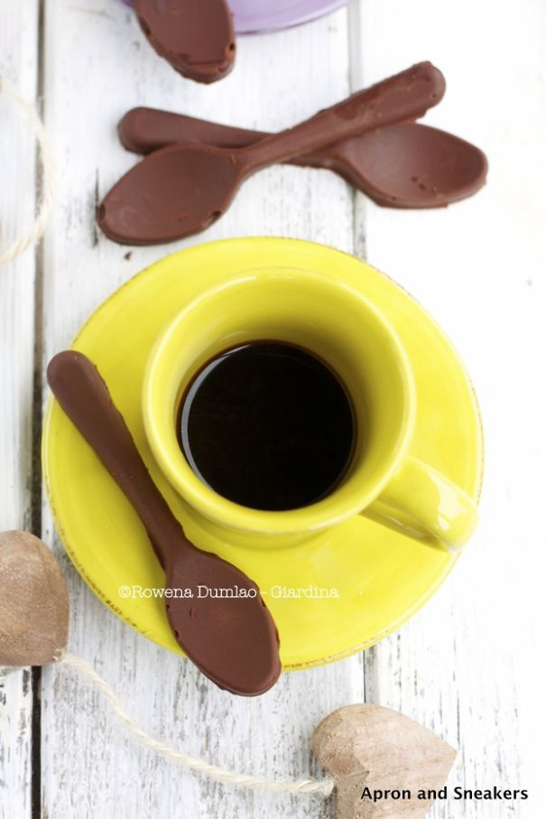 Chocolate Spoons: Your Drink Will Be Sweeter From Now On!