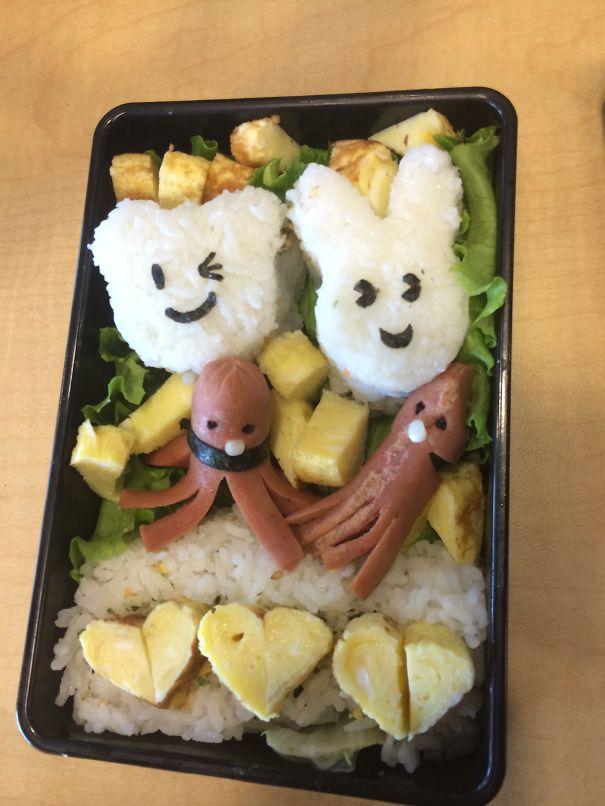 Cutie Lunch