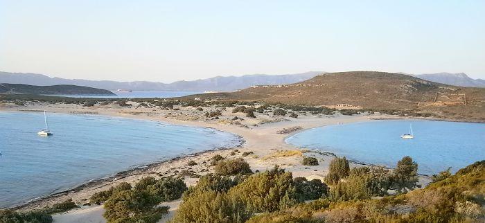 Simos Beach, Elafonisos Island, Greece