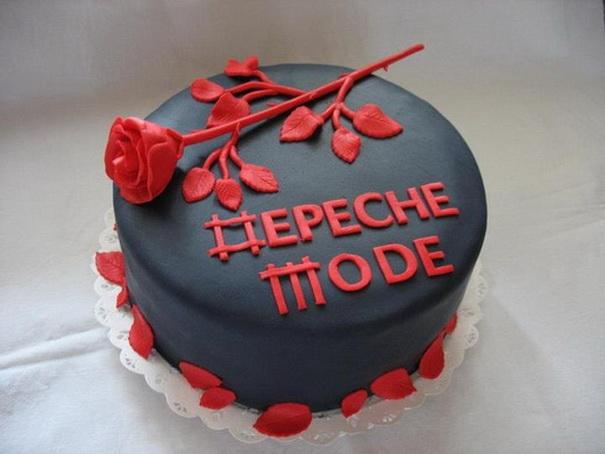 Dm Fans Cake