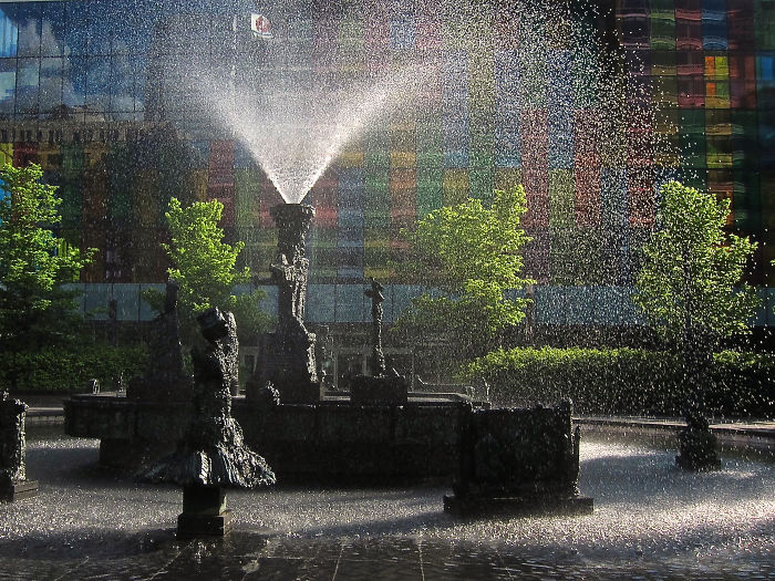 La Source, By Riopel, In Montréal, Québec