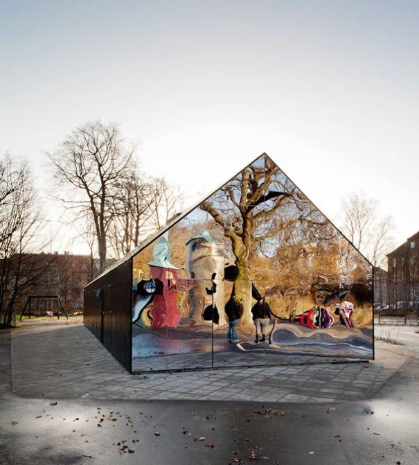 Stunnung Mirror Architecture Around The World