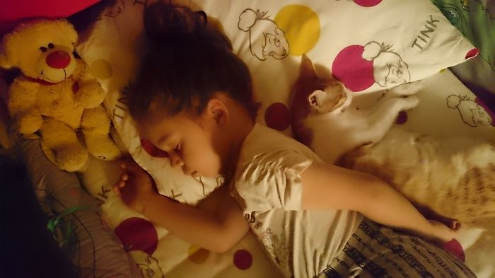 Back To Back Sleeping…