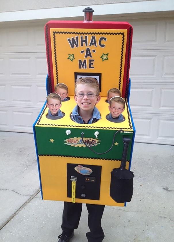 Whac-a-me Costume