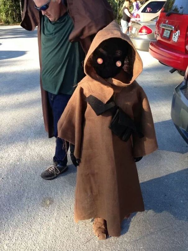 Jawa From 'Star Wars'