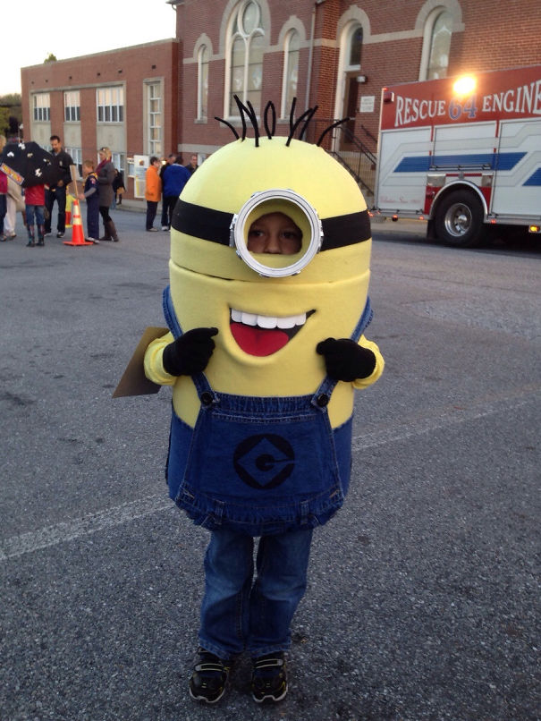Minion From 'Despicable Me'