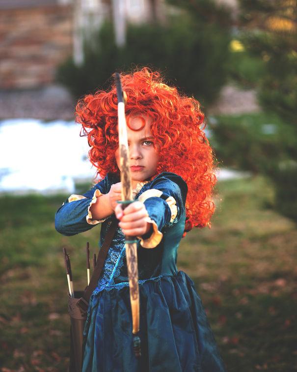 Merilda From 'Brave'