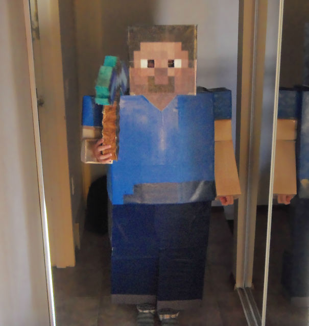 Minecraft Player