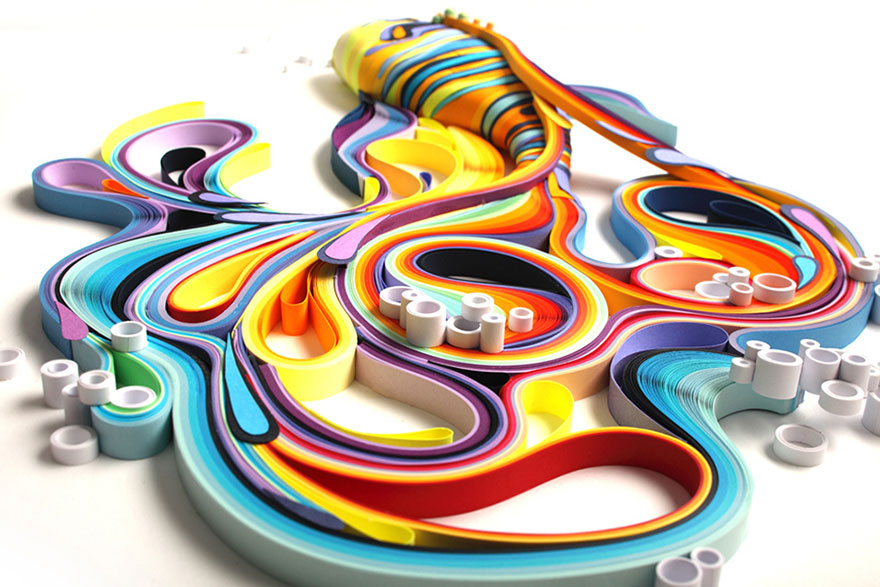 colorful-paper-art-illustrations-yulia-brodskaya-2