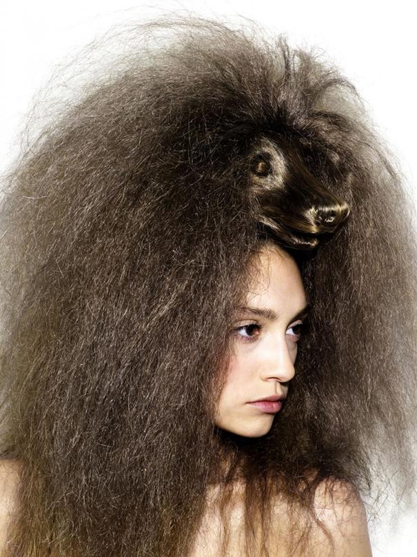 Porcuppine Hair