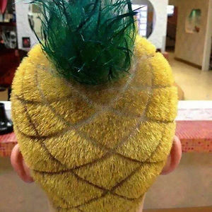 Pineapple Haircut