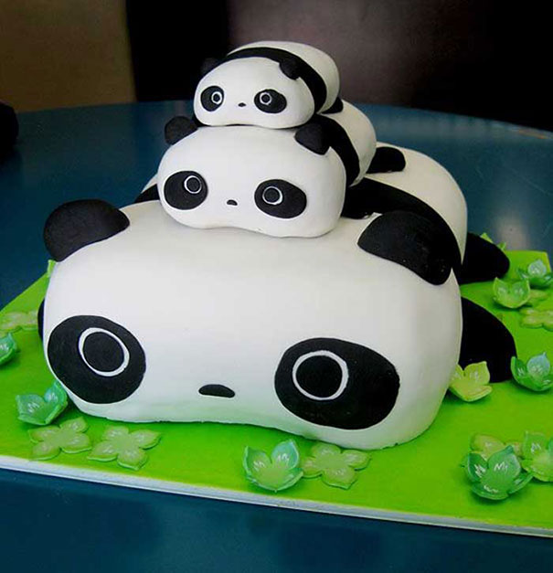 20 Of The Most Creative Cakes That Are Too Cool To Eat Bored Panda