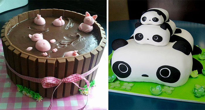 20 Of The Most Creative Cakes That Are Too Cool To Eat