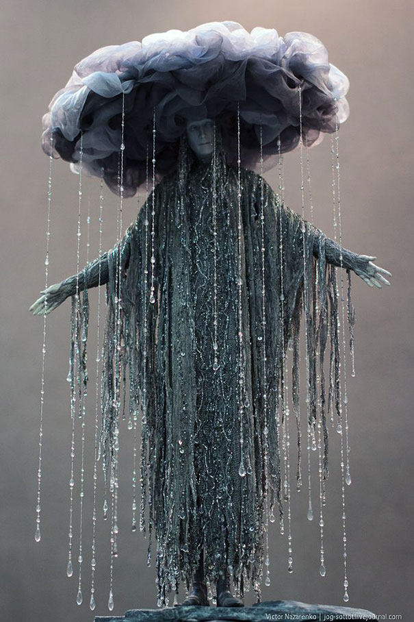 1 Fancy Rain Costume