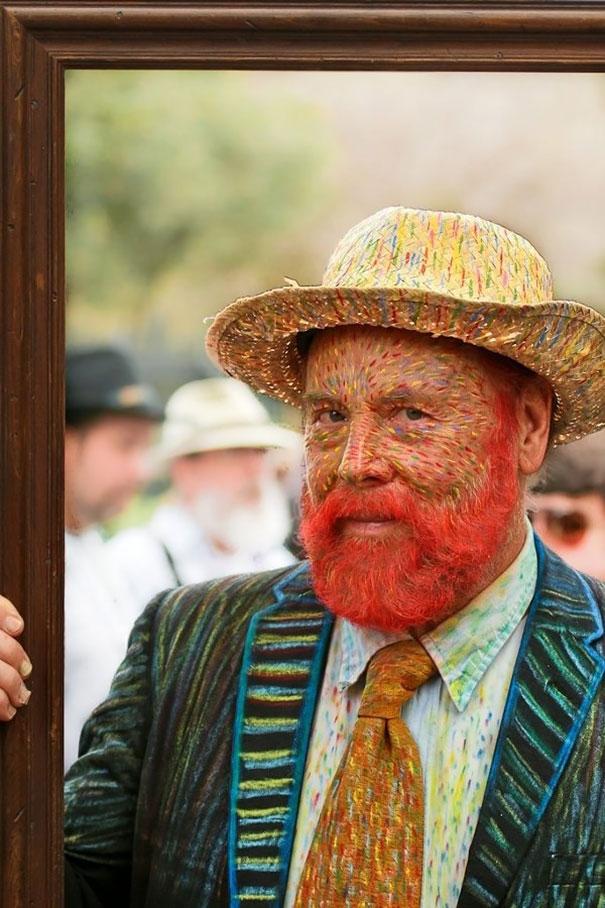 Vincent Van Gogh Costume