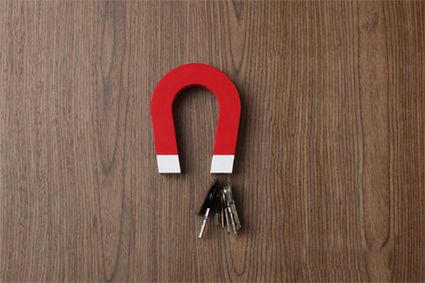 20 Clever And Functional Key Holders Bored Panda