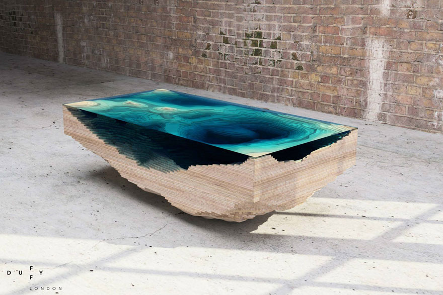 18 of the most magnificent table designs ever | bored panda