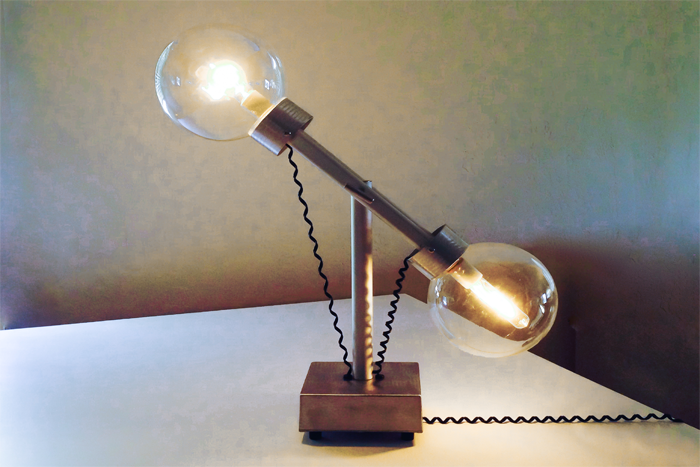 Vintage Steampunk Lighting: Interpreting The Edison Bulb And Mary Shelley's Frankenstein Novel