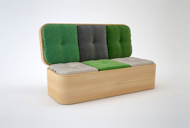 Beau #14 Convertible Sofa