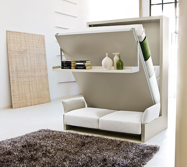 Genial #10 Wall Bed And Sofa