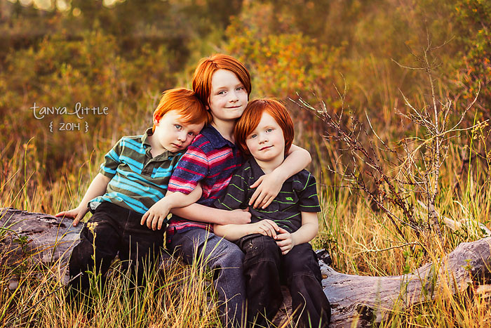 Mom Of 3 Gingers Captures Amazing Family Images With Entry-level Equipment!