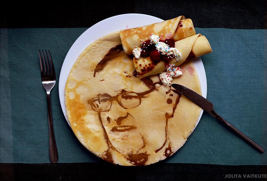 Food Art By Jolita Vaitkute