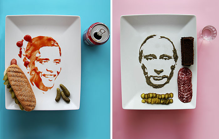 Food Art By Jolita Vaitkute
