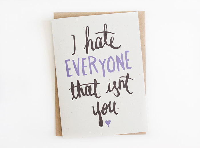Cards That Say How You Really Feel