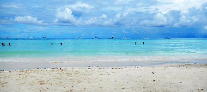 White Beach Of Boracay, Philippines