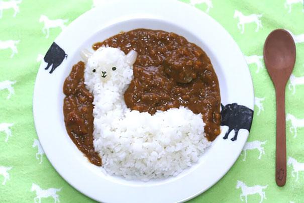 Llama Curry