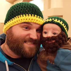 Like Father, Like Son: 20+ Adorable Photos Of Dads And Their Mini-Mes