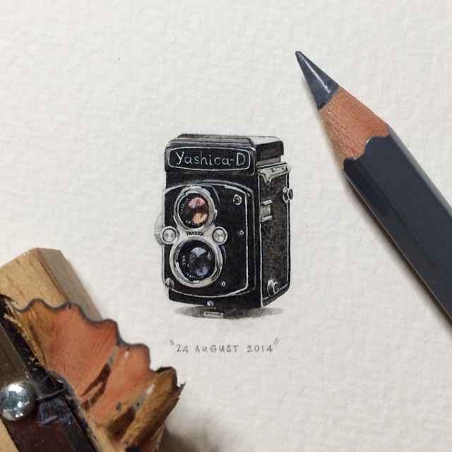 miniature-paintings-postcards-for-ants-lorraine-loots-10