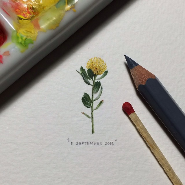 miniature-paintings-postcards-for-ants-lorraine-loots-12