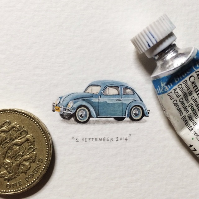 miniature-paintings-postcards-for-ants-lorraine-loots-4