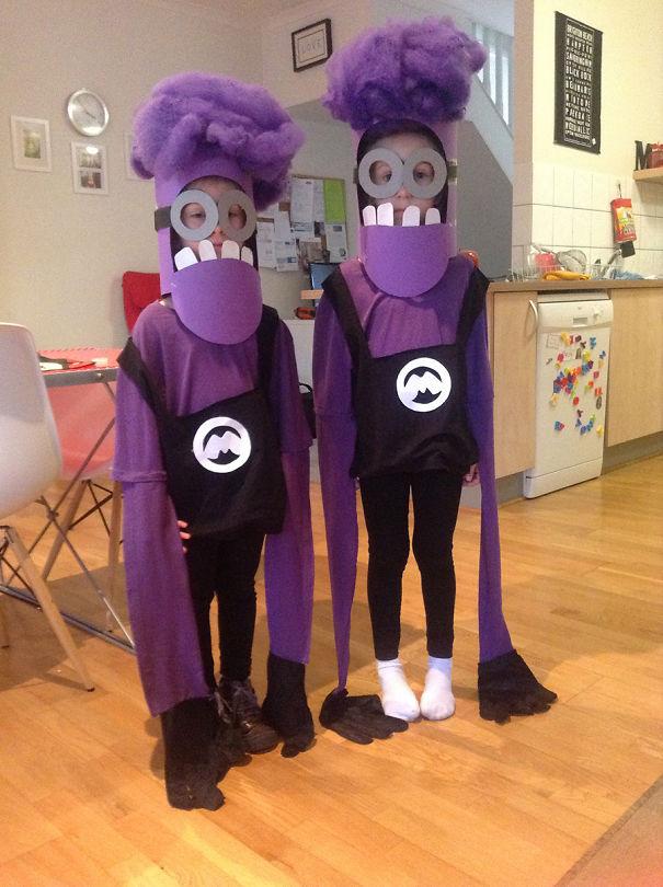 Mad Minions