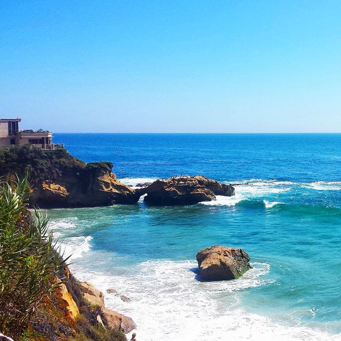 Pearl St. Laguna Beach, California
