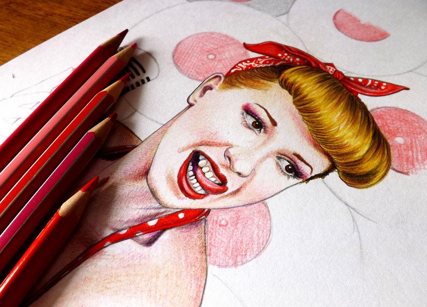 pencil-drawings-monika-jasnauskaite-7