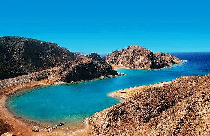 Fiordo Bay, Taba, Egipto