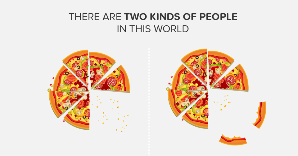 There Are Two Kinds Of People: Do You Recognize Yourself?