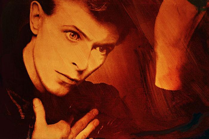 David Bowie Exhibition At Mis