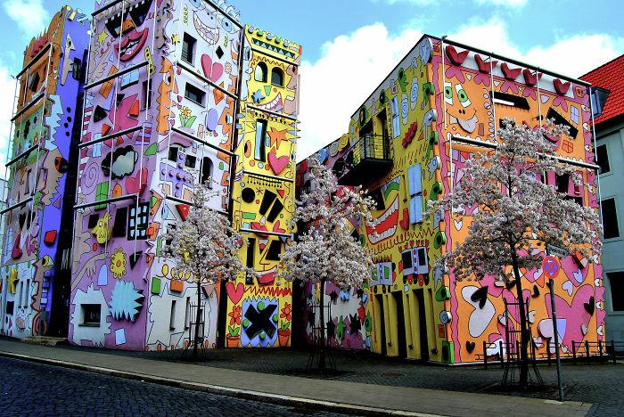 Rizzi Haus, Braunschweig, Germany