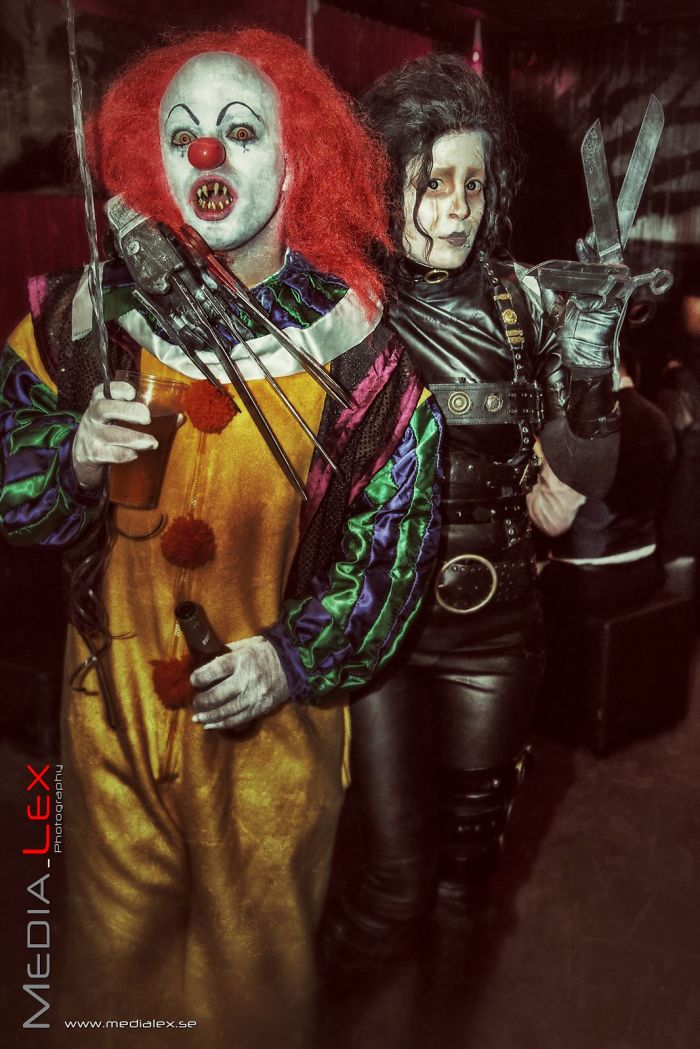Pennywise And Edward