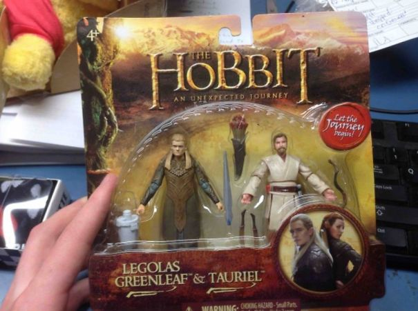 Unexpected Tauriel