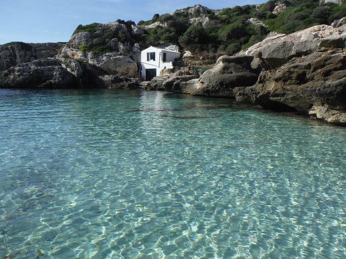Casita De Vorera, Menorca