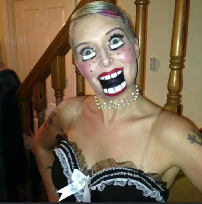 Ventriloquist's Dummy