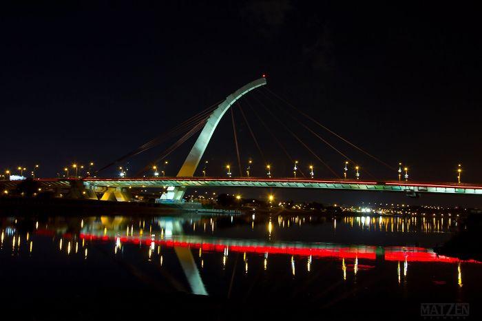 Dazhi Bridge – Taipei – Taiwan