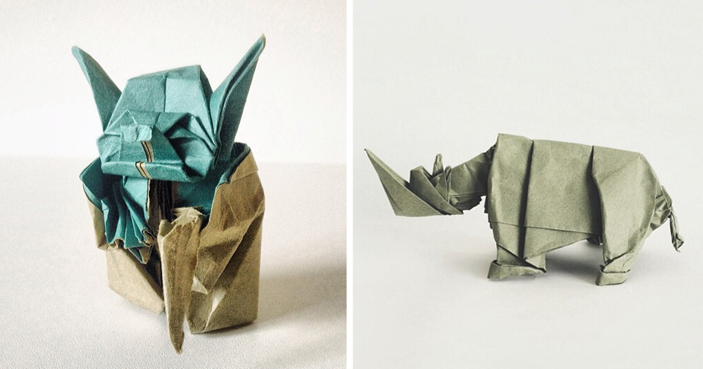 365 Days Of Origami Art By Ross Symons